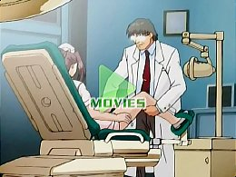Doc is cruelly examining nurseпїЅs vagina.