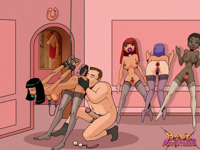 cartoon sex xxx dildo shop