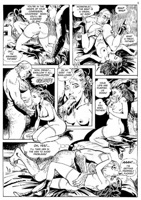 Xxx comic strip porn