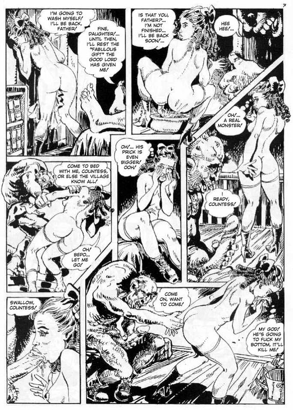 Adult comic erotic free strip agree with