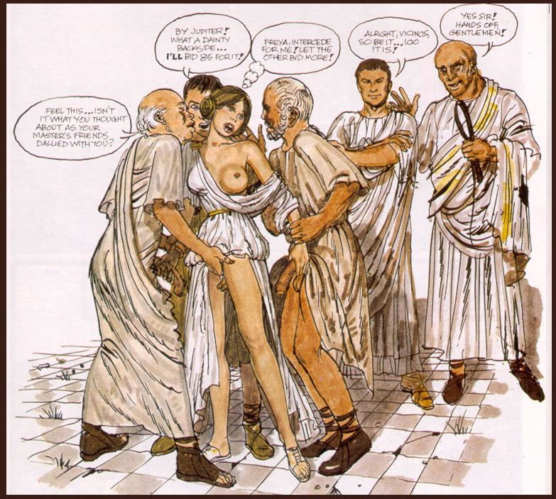 ancient roman women sex