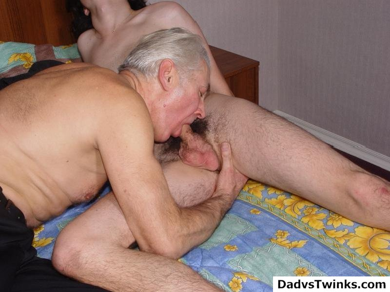 Old men vs twinks