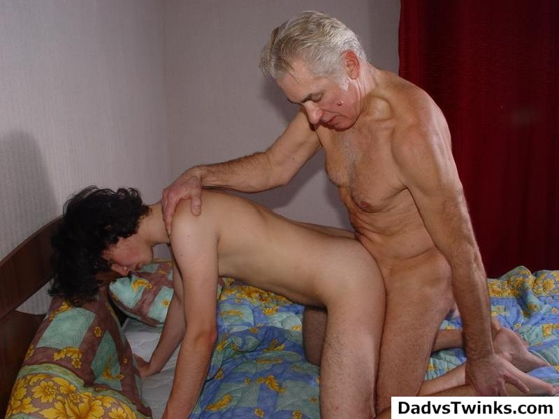 Twink with older man having sex xxx gay