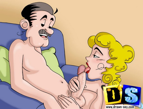 XXX HUNT - free picture, news of sexual hunt (category 'Cartoon'): Dagwood ...