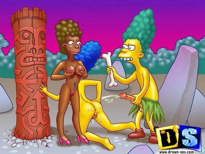 Free cartoon porn simpsons