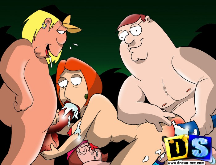 04 family guy fucking Sex crazed girls reveal their passion on Family Guy porn.