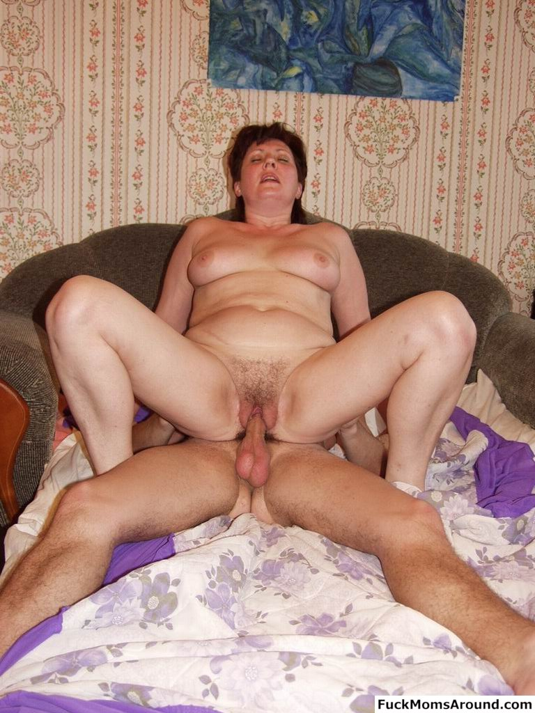 Mature bitch fuck