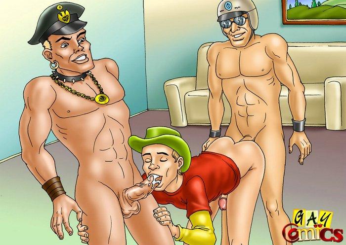 from Samson gay boys shagging