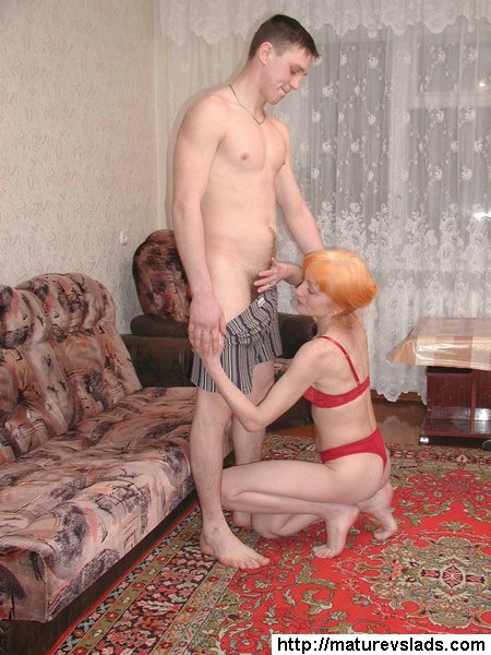 Accept. boy mature seducing video think, that
