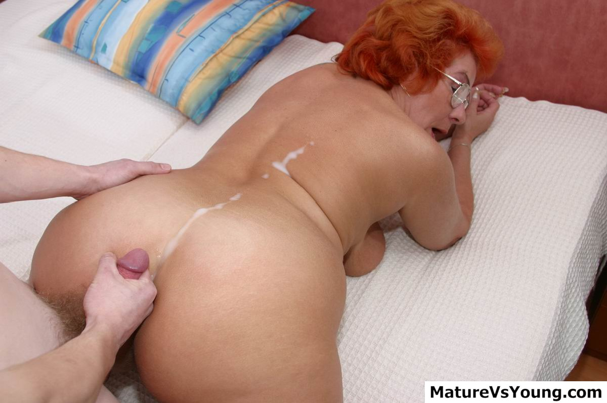 madeline rewarded with a face full of hot cum