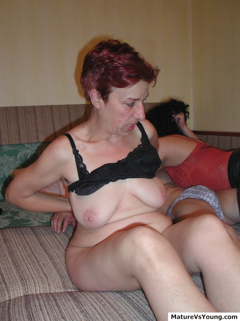Mature cunt fucked like a dirty old slut.