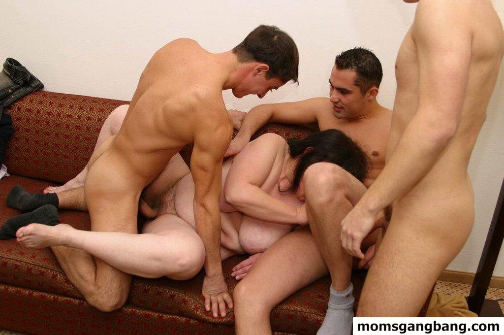 Boy massage big titss