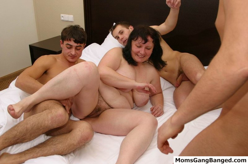 Personality, creampie gangbang slutload that pussy....makes