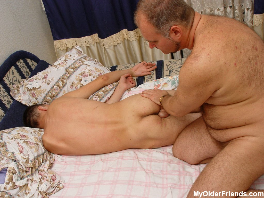 skinny twink bear Fat and