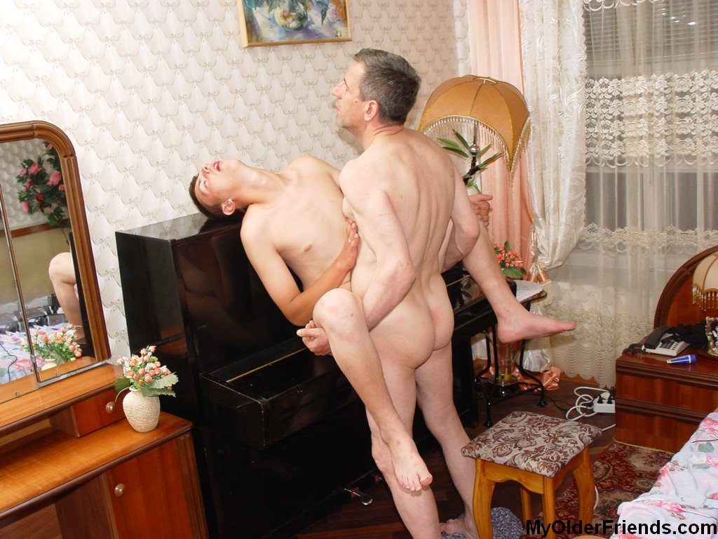 gay sons and dads having sex