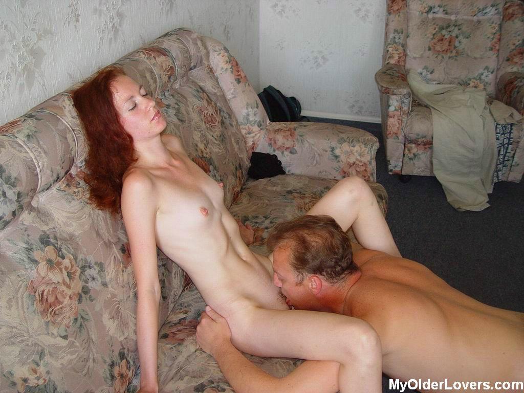 Секс с юным любовником фото