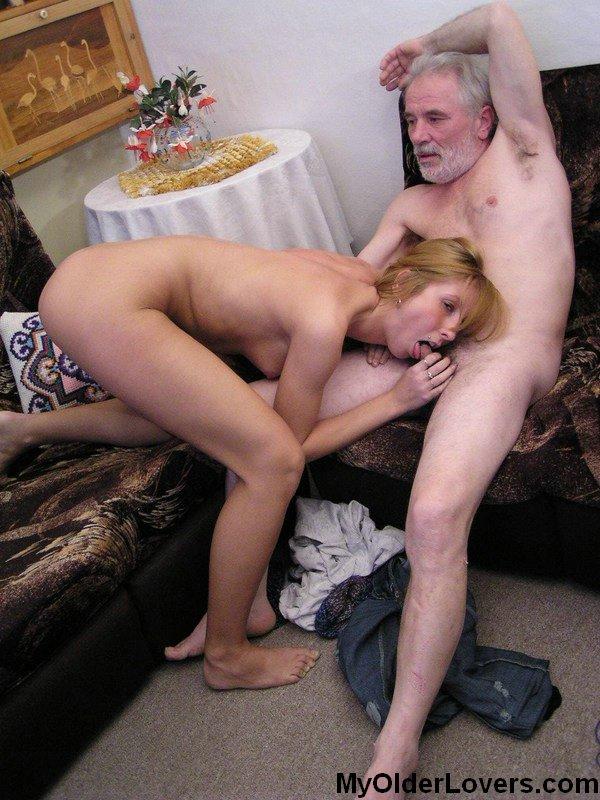 Дедушки и внучки erotik