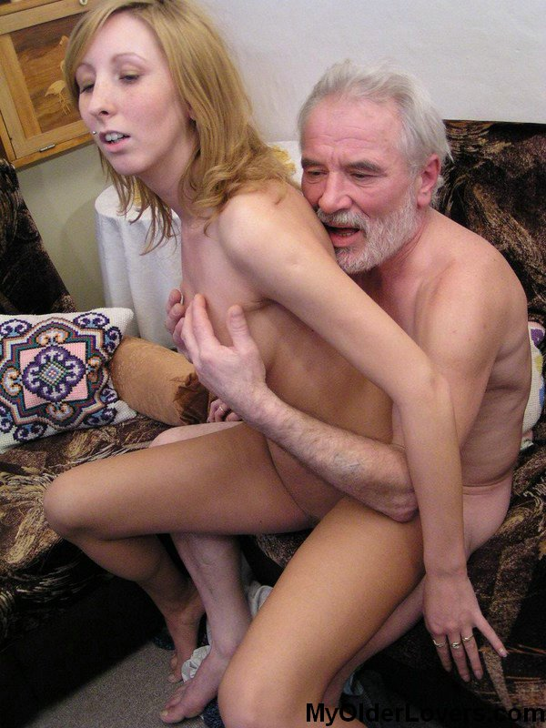 Секс старика и внучки фото