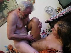 смотреть русское порно с дедом