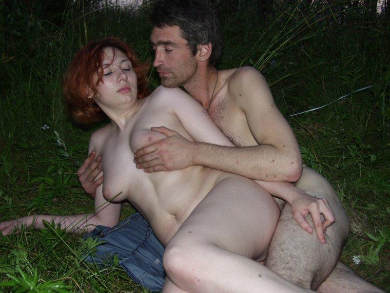 в лесу частное фото