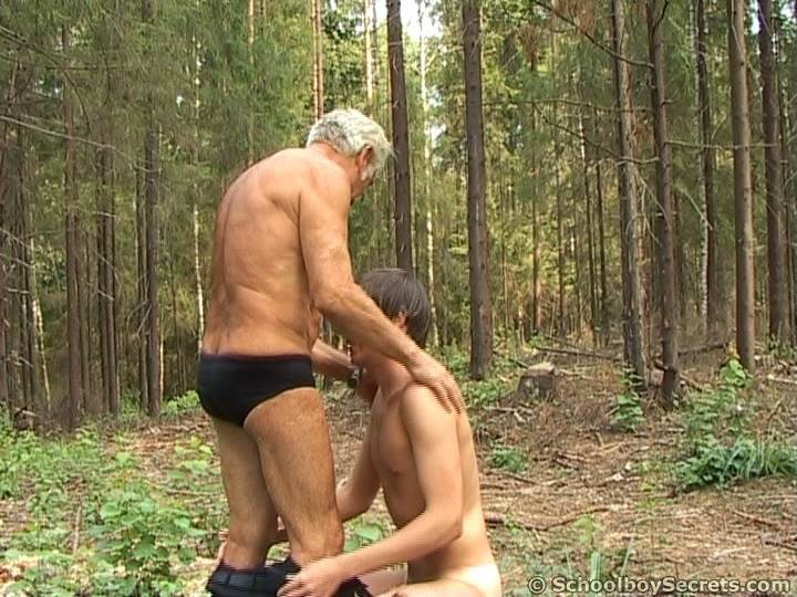 Grandpa And Teen Boy Gay Porn
